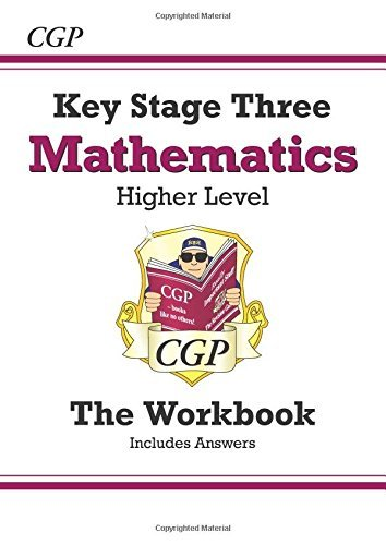 KS3 Maths Workbook (with answers) - Higher: Workbook and Answers Multipack - Levels 5-8 by Richard Parsons (2014-05-14)
