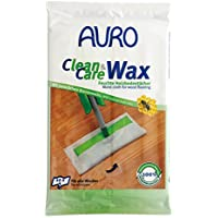 AURO Clean & Care Wax - 10 Stück Feuchte Holzbodentücher - Nr. 680 - 10 Packungen - 100 Holzbodentücher preisvergleich bei billige-tabletten.eu