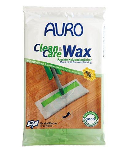 auro-clean-and-care-wax-lingettes-pour-sols-en-bois-no-680
