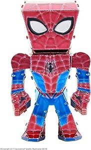 Metal Earth MEM005 Marvel Spider-Man Modelo de Metal