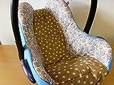 Atelier miammia Housse de siège enfant bébé Housse de siège, Housse Coque bébé...