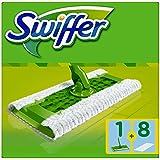 Swiffer Systemstarter (Bodenstab und acht Tücher)
