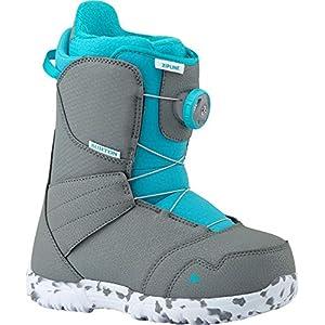 Burton Kinder Zipline Boa Black Snowboard Boot
