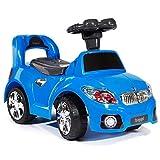 Bopster Kinderfahrzeug im Sportwagen-Look (12–36 Monate) - BMW Blau
