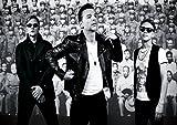 Depeche Mode 6 David Gahan Martin Gore Andrew Fletcher Idéal Métal Rock Couverture de l'Album Design Music Band Best Photo A3 Poster Motif tableau Unique