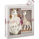 Sophie la Girafe 000003 - Mi primer set + doudou con agarra chupete