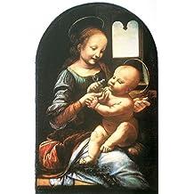 Leonardo Da Vinci - Madonna Benois - Small - Archival Matte Print