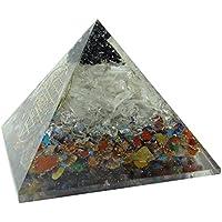 HARMONIZE Multistone Herz-Chakra-Pyramide Orgon Spiritual Reiki Kristall-Energie-Generator preisvergleich bei billige-tabletten.eu