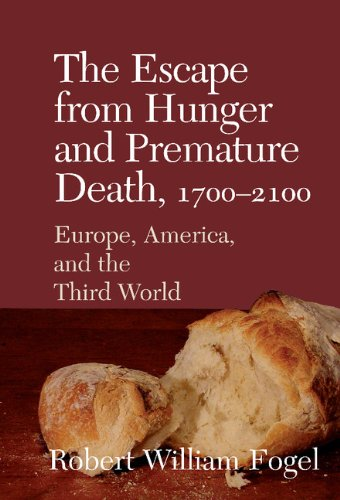 The Escape from Hunger and Premature Death, 1700–2100: Europe, America, and the Third World (Cambridge Studies in Population, Economy and Society in Past Time) por Robert William Fogel