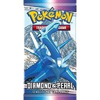 Pokemon Diamond & Pearl Booster