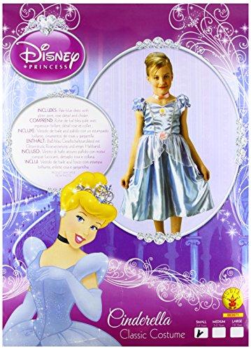 Rubie 's-Classic Kinder-Kostüm Cinderella (881237-s)