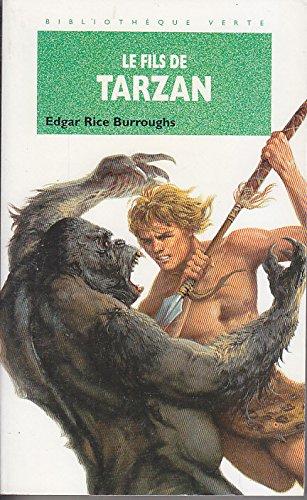 LE FILS DE TARZAN par Edgar Rice Burroughs