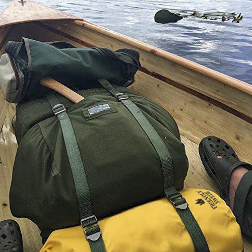 Wasserfester Packsack im Test: Erfahrungen und Funktionen - 7