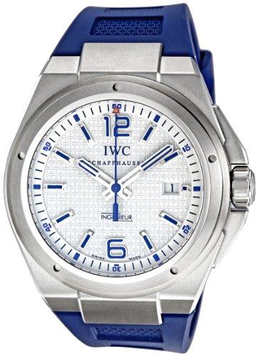 IWC IW323608 - Reloj de pulsera hombre, caucho