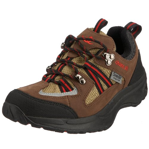 Chung-shi Balance Step All-Weather, Chaussures randonnée femme Marron