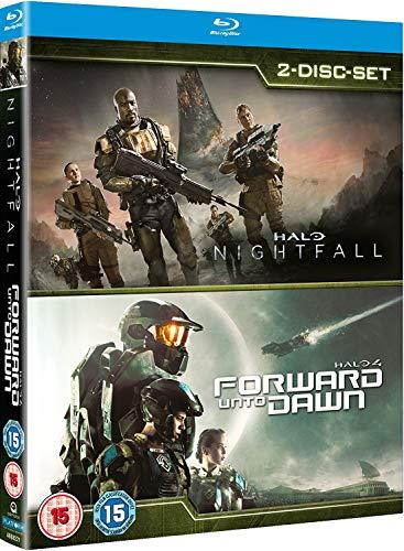 Dawn/Halo: Nightfall Double Pack (Blu-ray) [UK Import] ()