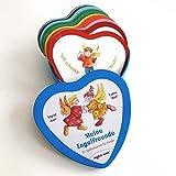 Meine Engel-Freunde: 21 Herzkarten für Kinder - Ingrid Auer
