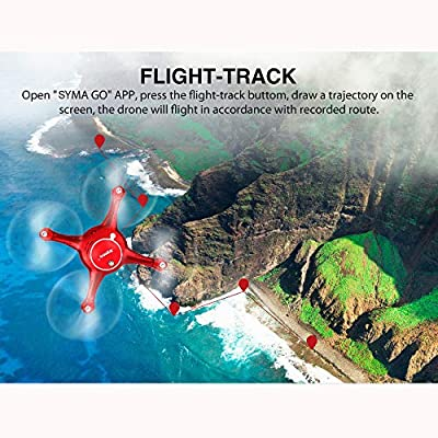 Aerial Camera drone X5uc four-axis aerial shooting aircraft UAV remote control aircraft children's toys Outdoor HD high-altitude shooting dual battery long life aerial racket