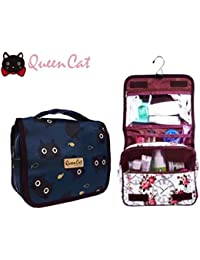 Queen & Cat - Bolsa de aseo  multicolor