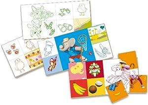 Vilac - Puzzle Babar de 36 piezas (20x4 cm) (Vilac - Vilac 2205) Importado