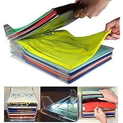 Umydeal Organiseur de placards et Chemise fichier Taille standard (20 Pack)