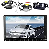Universal-Android 4.4 Auto-Stereo 7-Zoll-kapazitive Screen-Auto GPS-Navigations-DVD-Spieler AM FM...
