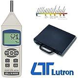 LUTRON SL-4033SD FONOMETRO DIGITALE IN CLASSE 1 REGISTRAZIONE DATI SU SCHEDA SD IN TEMPO REALE, USB/RS232