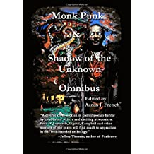 Monk Punk and Shadow of the Unknown Omnibus
