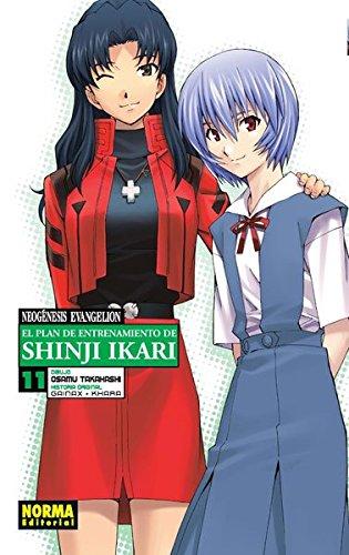 Neogénesis evangelion 11. El plan de entrenamiento de Shinji Ikari (CÓMIC MANGA)