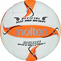 Molten BV2500-FOR - Pelota de volley playa (talla 5) f33edd98e3f89