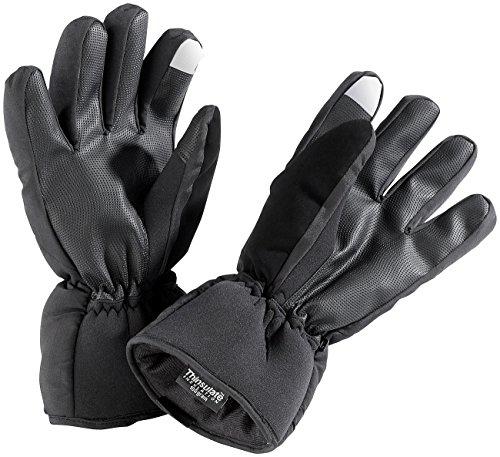 Infactory Beheizte Handschuhe Gr. XL beheizbar elektrisch batteriebetrieben