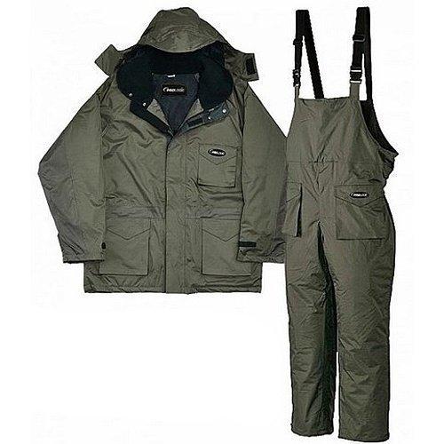 Prologic PL Thermoboden Comfort Anzug, die Kleidung, 2 Stück grün grün xl