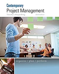 Comtemporary Project Management: Organize/ Plan/ Perform