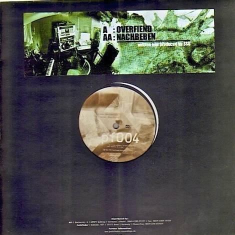 Nachbeben / Overfiend [Vinyl Single 12'']