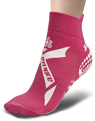 R-evenge Calcetines Deportivos Swimming Pool Junior Fucsia/Blanco EU 20-24