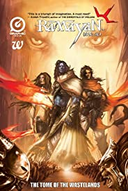 Ramayan - Vol. 2: The Tome of the Wasteland