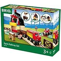 Brio Set circuito de tren con granja (33719)