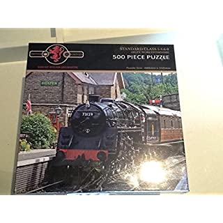STANDARD CLASS 5 4 6 0 ARLEY WQORCESTERSHIRE 500 pc puzzle