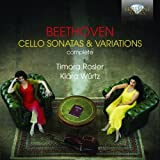 BEETHOVEN: Cello Sonatas & Variations (Complete)