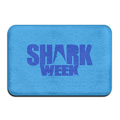 texhood-home decoración Custom tiburón semana Doormats dormitorio cojín alfombra baño alfombra