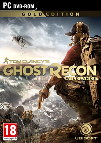 Ghost-ausrüstung (Tom Clancy's: Ghost Recon Wildlands Gold Edition [AT-PEGI])