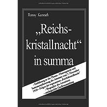 """""""Reichskristallnacht"""" in summa"""