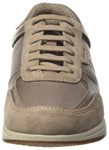 Geox Herren U Avery B Sneaker Grau (Taupe)