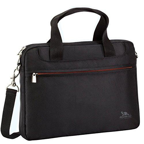 Rivacase hochwertige Notebooktasche bis 30,7 cm (12,1 Zoll) schwarz
