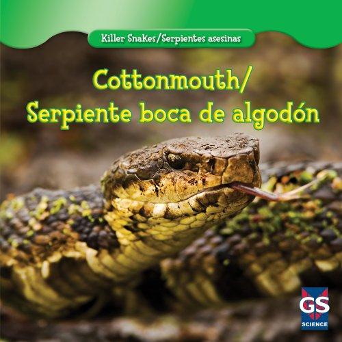 Cottonmouth / Serpiente boca de algodon (Killer Snakes / Serpientes asesinas) por Karlie Gambino