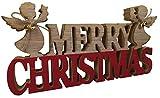 khevga Deko-Schriftzug XMAS Weihnachten