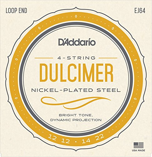 D 'Addario ej644-String Dulcimer Saiten