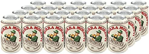 Birra Moretti Lager Can Beer, 24 x 330 ml
