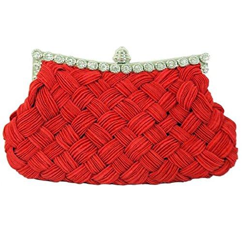 PRIAMS 7, Poschette giorno donna Red