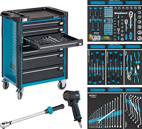 496c6add3d7738 Hazet Werkstattwagen Assistent mit Sortiment